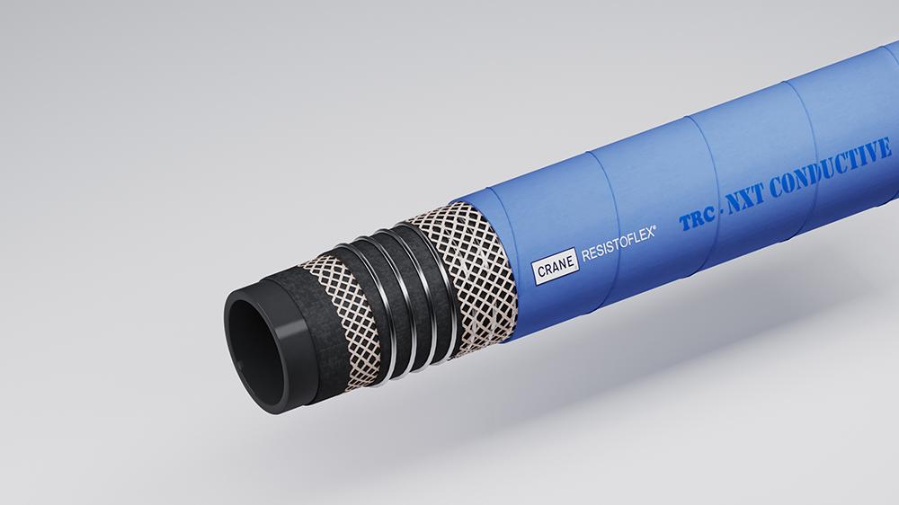 Product picture for RESISTOFLEX® TRC-B Anti Static Liner, Crimp Fittings