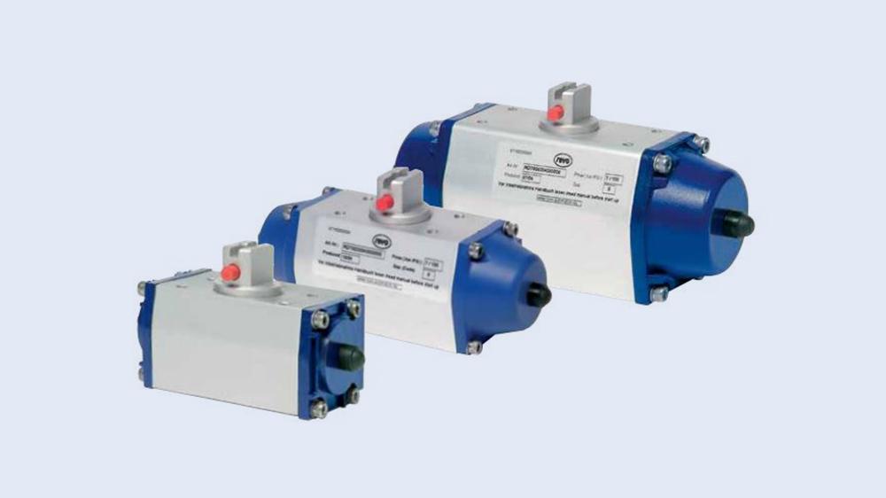 Product picture for REVO® Quarter Turn Actuators